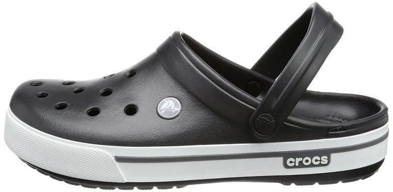 Crocs Crocband Ii 5 Black Czarne Klapki Męskie Męskie