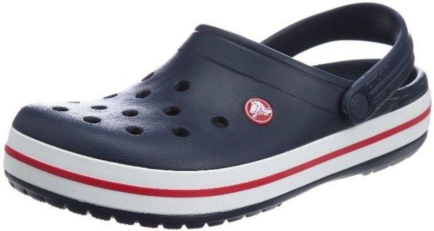 Crocs Crocband Navy Granatowe Klapki Męskie Crocs